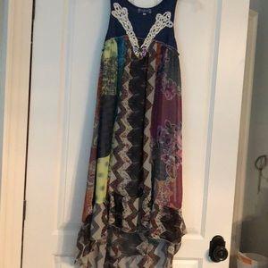 Girl's maxi dress